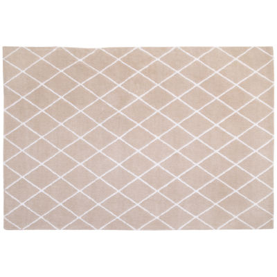 Nojo Plush Rug 1 Pair Crib Pad