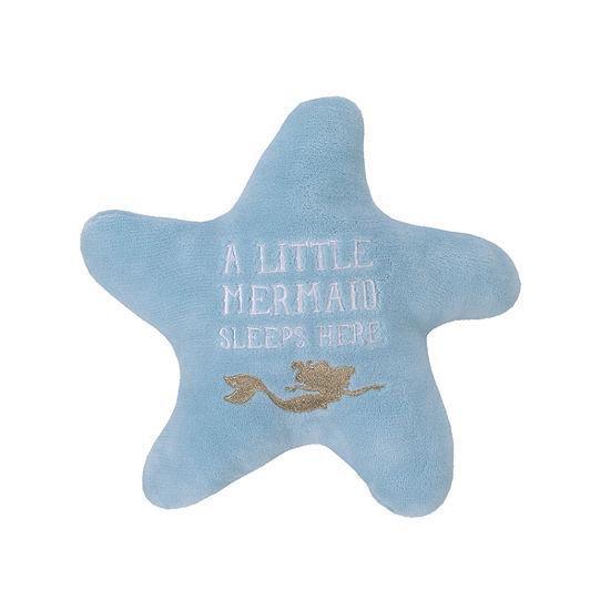 Disney Princess Ariel Sea Princess 1 Pair Microfiber Crib Pad