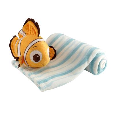 Disney Finding Nemo Baby Blankets