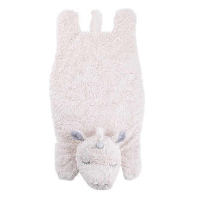 Cuddle Me Cuddle Character Tummy Time 1 Pair Microfiber Nap Mat