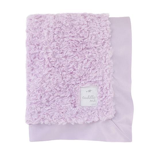Cuddle Me Cuddle Plush Blanket Baby Blankets