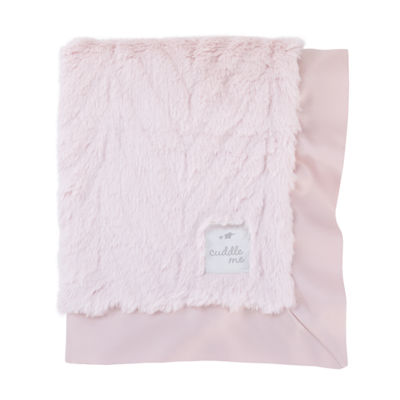 Cuddle Me Plush Baby Blankets
