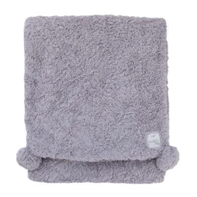 Cuddle Me Plush 1 Pair Receiving Blanket