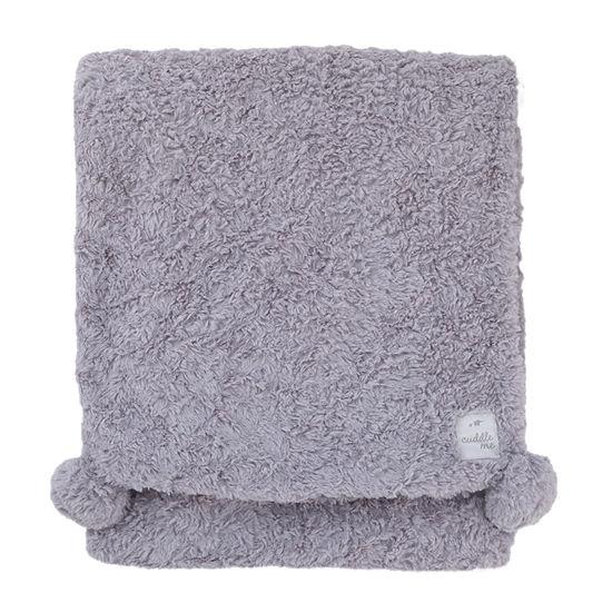 Cuddle Me Cuddle Plush Blanket 1 Pair Receiving Blanket