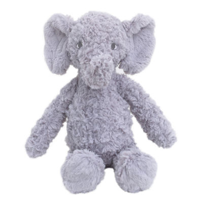 Cuddle Me Cuddle Plush Gray Elephant