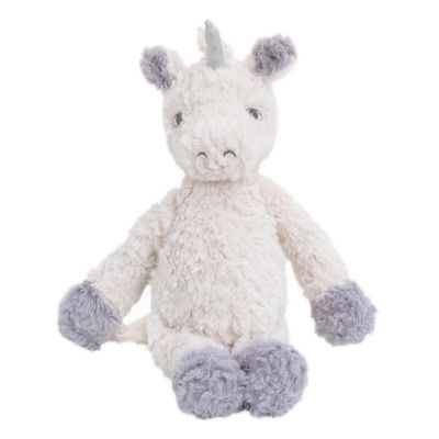 Cuddle Me Cuddle Plush Ivory Unicorn