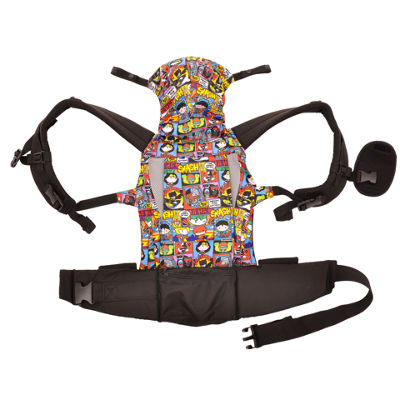 KidsEmbrace Justice League Baby Carrier