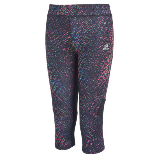 adidas Knit Capri Leggings Girls