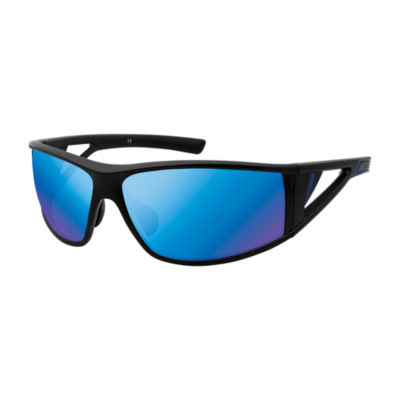 Xersion Half Frame Rectangular Sunglasses - Mens