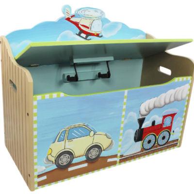 Fantasy Fields Transportation Toy Chest