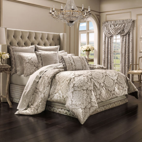 Queen Street Blair 4-pc. Comforter Set