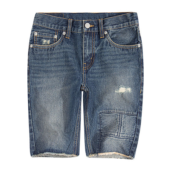 Levis Boys Denim Short Big Kid