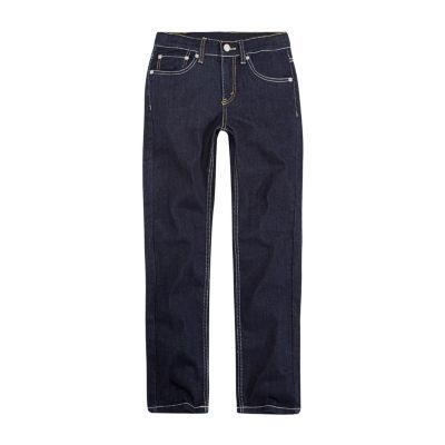 Levi's 512 Stretch Slim Fit Jean Preschool / Big Kid Boys