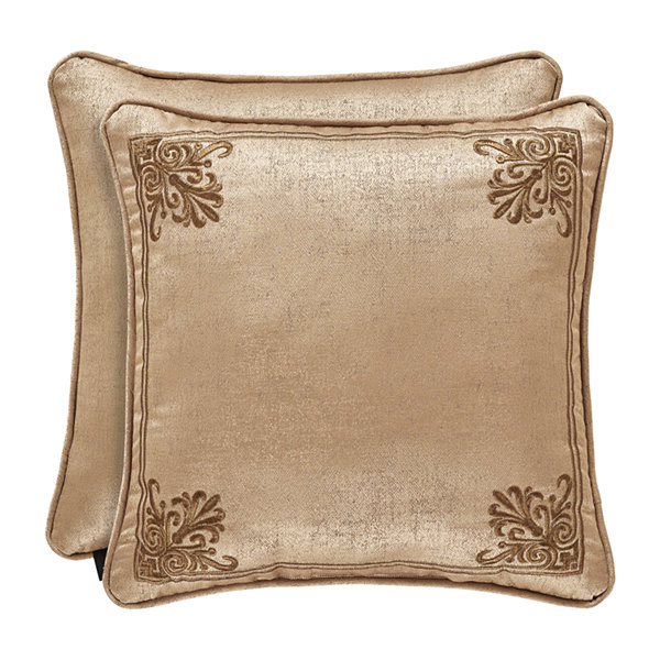 Queen Street Santorina 18 Inch Square Throw Pillow