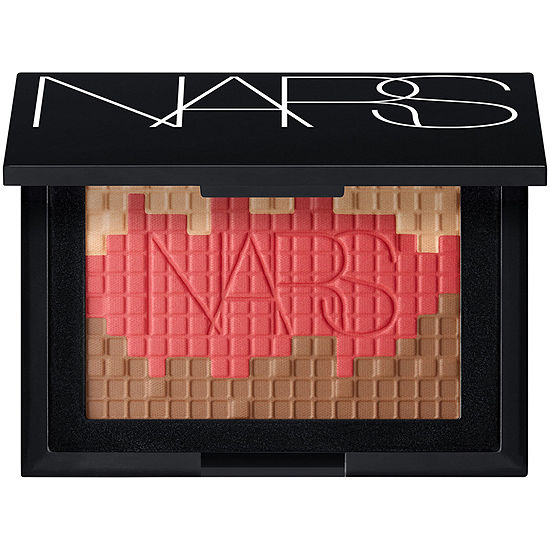 Nars Mosaic Multi Shade Highlighter Blush