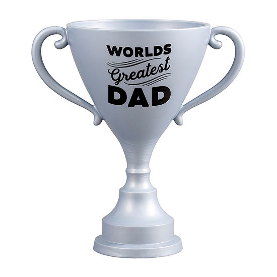 Noble Supply Co.™ World's Greatest Dad Trophy