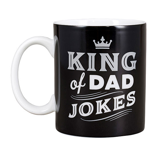 King of Dad Jokes 27oz. Coffee Mug