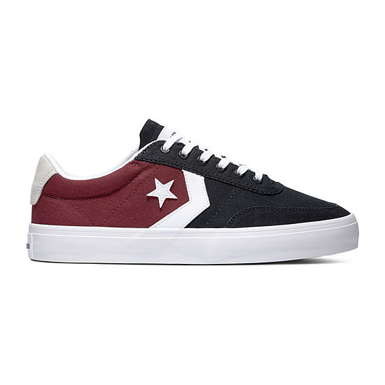 Converse Courtlandt Color Block Mens Lace-up Sneakers