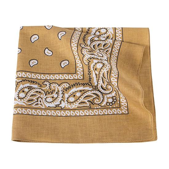 Gold Bandana Dress Up Accessory