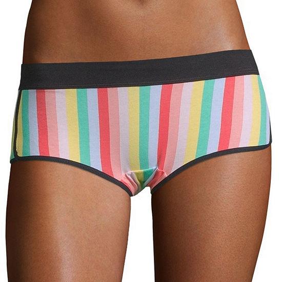 Flirtitude Knit Boyshort Panty