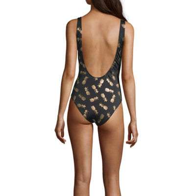 City Streets One Piece Swimsuit Juniors