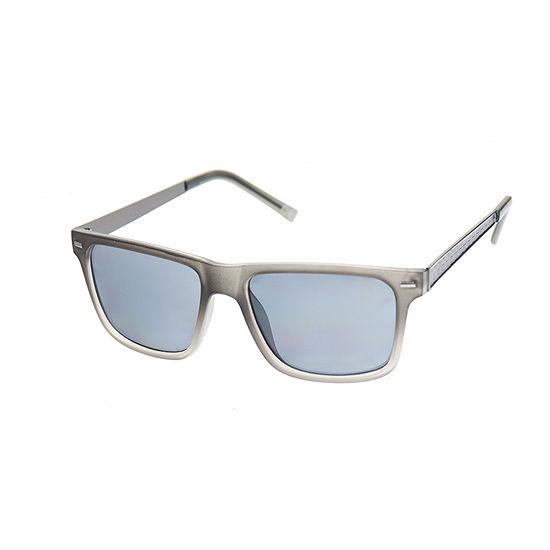 JF J.Ferrar® Square Lens Sunglasses