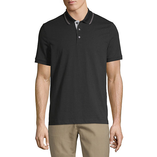 Axist Mens Short Sleeve Polo Shirt