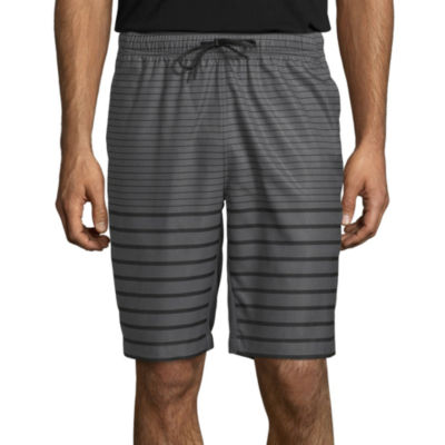 MSX By Michael Strahan Mens Moisture Wicking Workout Shorts