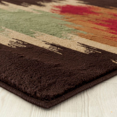 United Weavers Woodside Collection Amah Tribe Rectangular Indoor Rugs