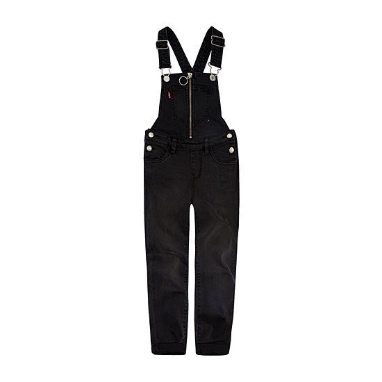 Levi's Girls Overalls - Preschool