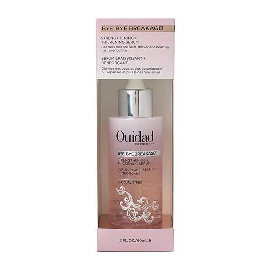 Ouidad Bye Bye Breakage Strengthening + Thickening Serum Scalp Booster Hair Serum - 2 oz.