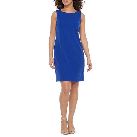 Alyx-Petite Sleeveless Sheath Dress