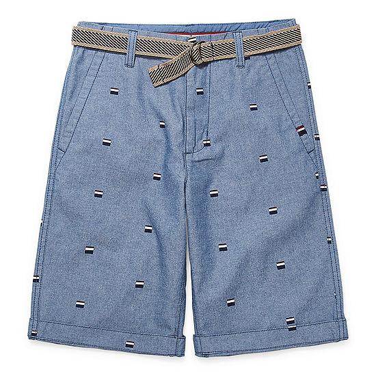 Us Polo Assn. Big Boys Chino Short