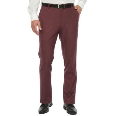 JF J.Ferrar 360 Stretch Mens Stretch Super Slim Fit Suit Pants