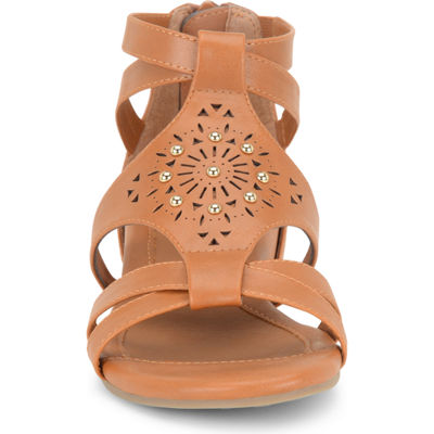 Eurosoft Womens Raisa Wedge Sandals