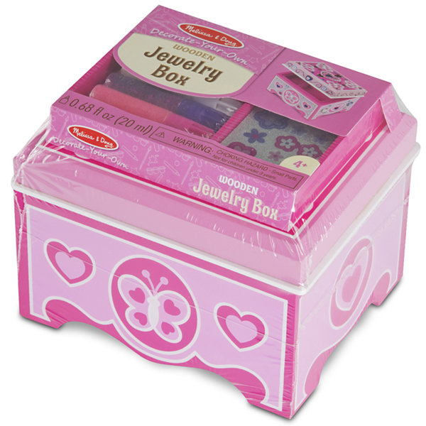Melissa & Doug® Jewelry Box