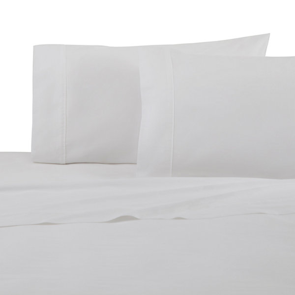Martex 400tc 400tc Sateen Wrinkle Resistant Sheet Set