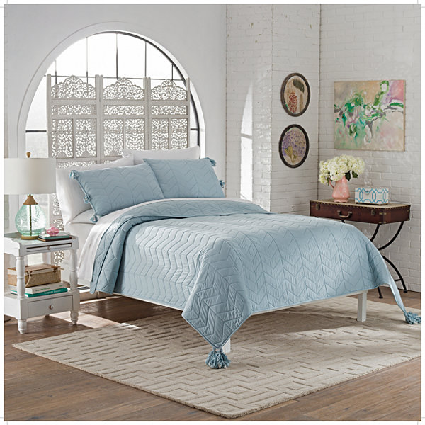 Marble Hill Nadia 3-pc. Quilt Set