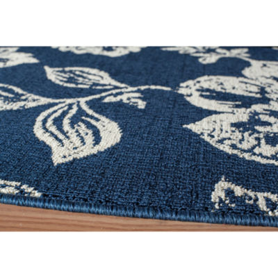 Momeni Baja Floral Rectangle Rugs