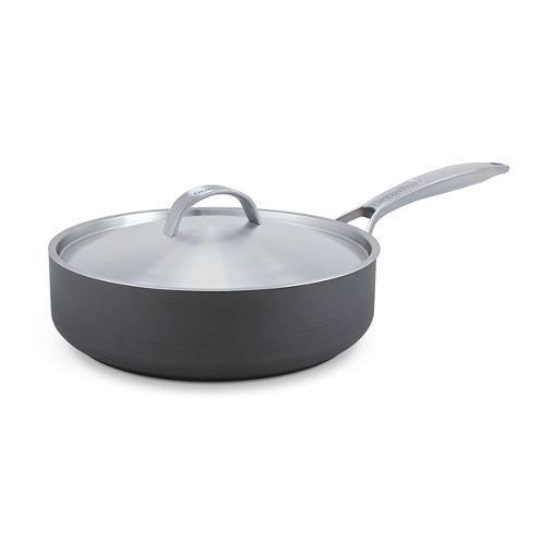 GreenPan Paris Pro Hard Anodized Non-Stick Saute Pan