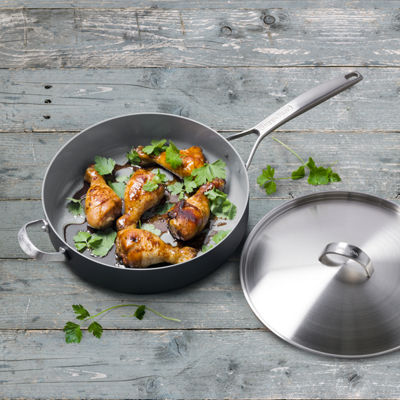 GreenPan Paris Pro Hard Anodized Non-Stick Saute Pan