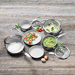 Venice Pro Ceramic Nonstick 10-pc. Cookware Set