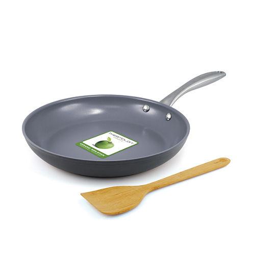 GreenPan Lima 2-pc. Hard Anodized Non-Stick Frying Pan