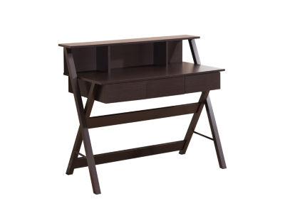 RTA Products LLC Techni Mobili Writing Desk with Storage