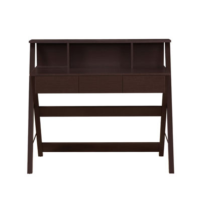 RTA Products LLC Techni Mobili Writing Desk with Storage