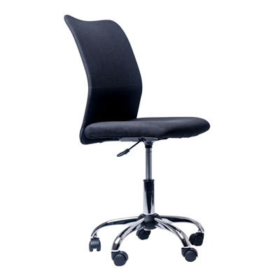 Techni Mobili Modern Armless Office Chair