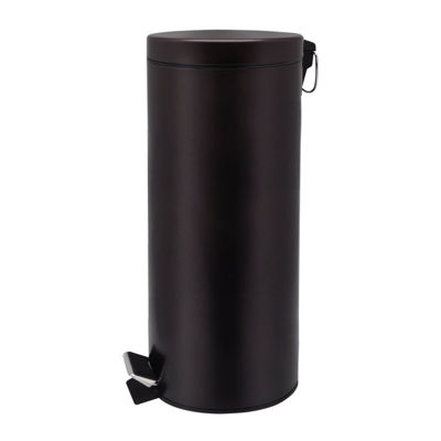 Home Basics 30-Liter Round Waste Bin