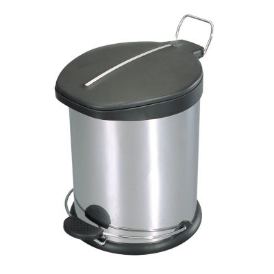 Home Basics Trash Can