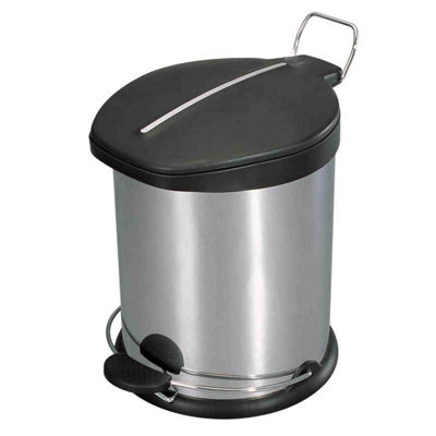 Home Basics Trash Can