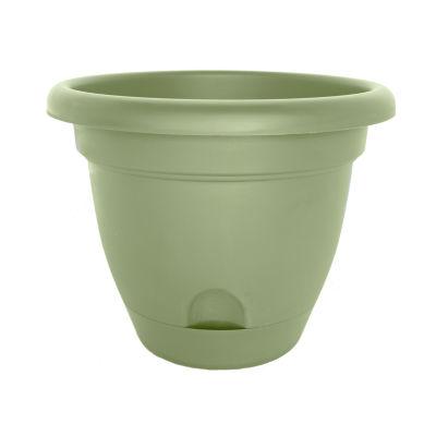 """Bloem Lucca Self Watering 16"""" Planter"""""""
